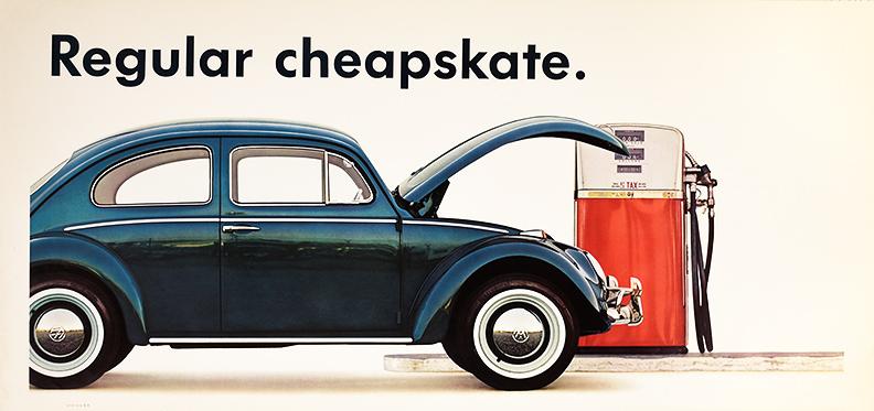 Details about  /Cabrio VW Volkswagen 2000 Vintage Advertising Postcard Unused